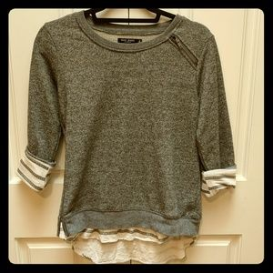 Max Jeans Grey Sweater